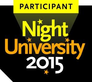 Night University participant CMYK